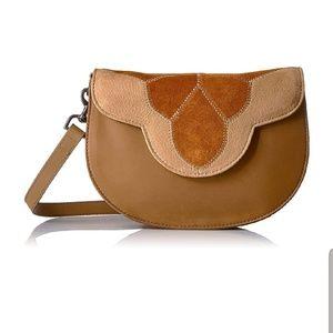 LUCKY BRAND Sedona Leather Crossbody Purse